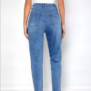 Noisy May high rise boyfriend jeans